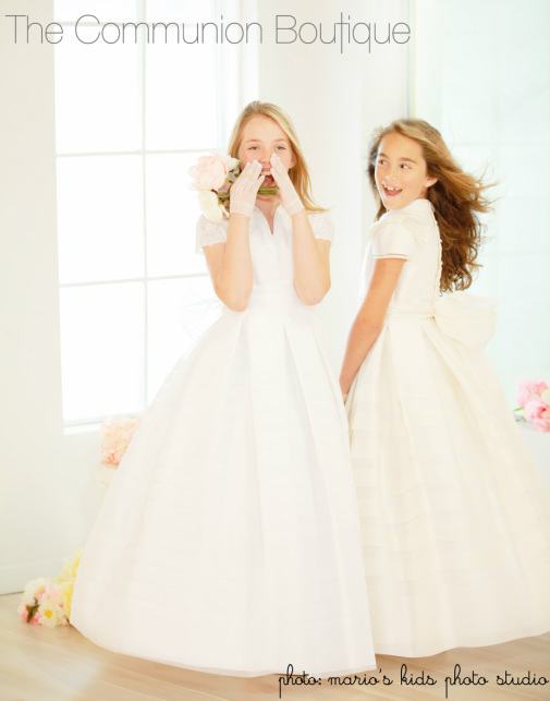Contact Us - The Communion Boutique - Designer Communion Dresses ...
